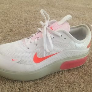 Nike Air Max Dia, Women's, Pink, white, orange 8.5